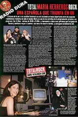 Heavy Rock Spain press coverage
